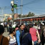 Falla servicio en Línea 2 del Metro