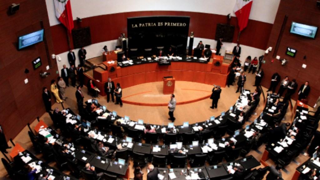 Ya en el Senado, iniciativa de desafuero presidencial - aprueban terna de candidatos a ministro de la scjn