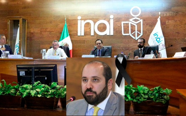 INAI rechaza ocultar información sobre muerte de Carlos Bonnin - Foto de @INAImexico
