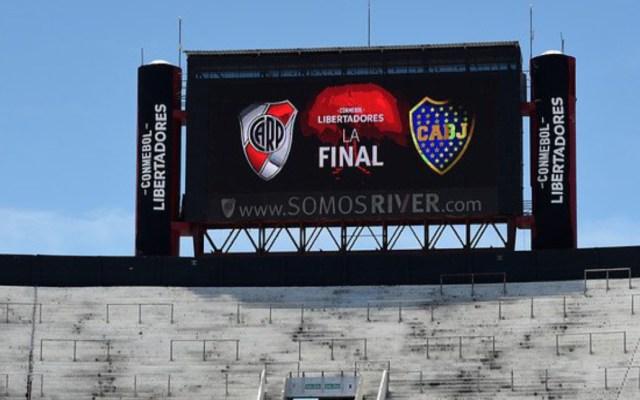 Final de Libertadores no se jugaría en Argentina - Final de la libertadores no se realizará en argentina
