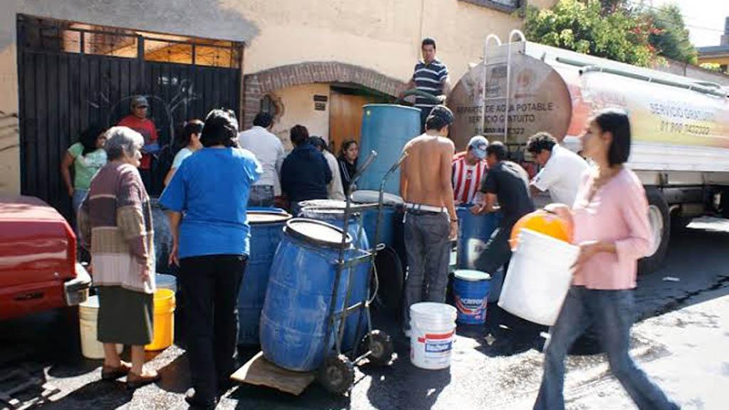 Escasez de agua se prolongaría 72 horas más en la Cuauhtémoc. Noticias en tiempo real