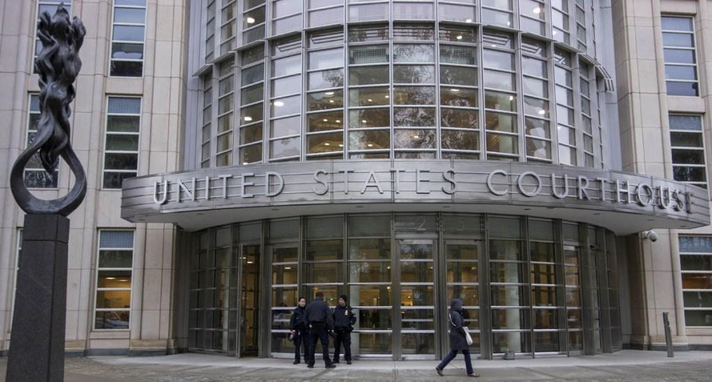 Agentes revelan modus de tráfico de cocaína de El Chapo en EE.UU. - La seguridad de la Corte de Brooklyn fue reforzada ante el inicio del juicio de Joaquín