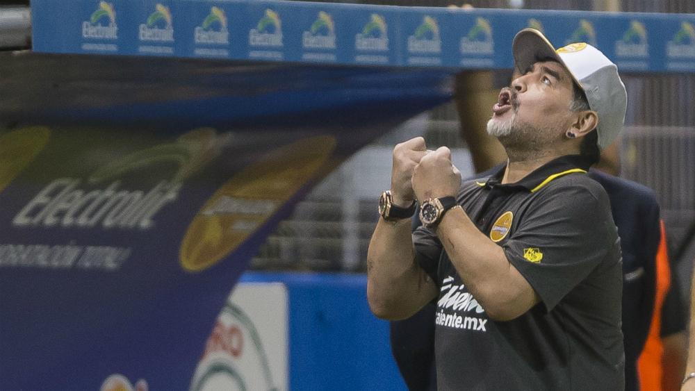 Maradona y Dorados a semifinales del Apertura 2018 en el Ascenso MX - Foto de Mexsport