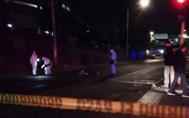 Matan a chofer de Uber pese a entregar su auto en robo - El conductor de Uber murió sobre la Av Plan de Ayala de Cuernavaca. Foto de Red 113