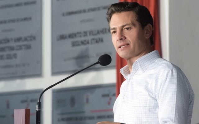 Corte Internacional de La Haya revisará denuncia contra Peña Nieto - Foto de Presidencia