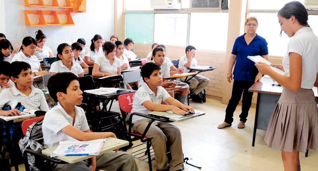 SEP da a conocer curso para mejorar la evaluación en el aula - Foto de NTV