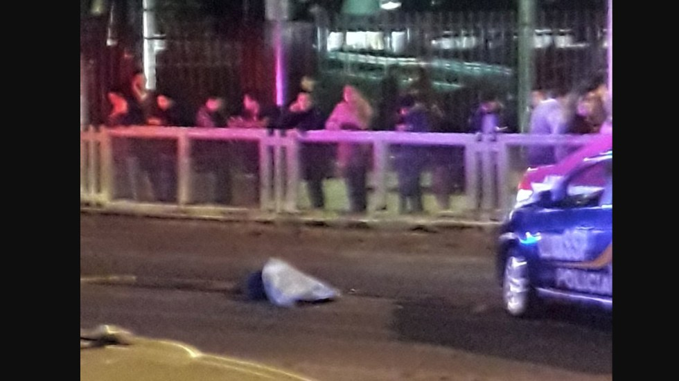 Muere arrollada estudiante de UPIICSA - Foto de @Jesusrc150