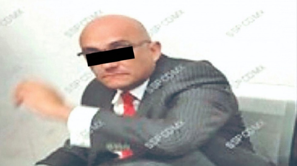 Detienen a exsubprocurador con armas y drogas en Cuauhtémoc - Foto Especial