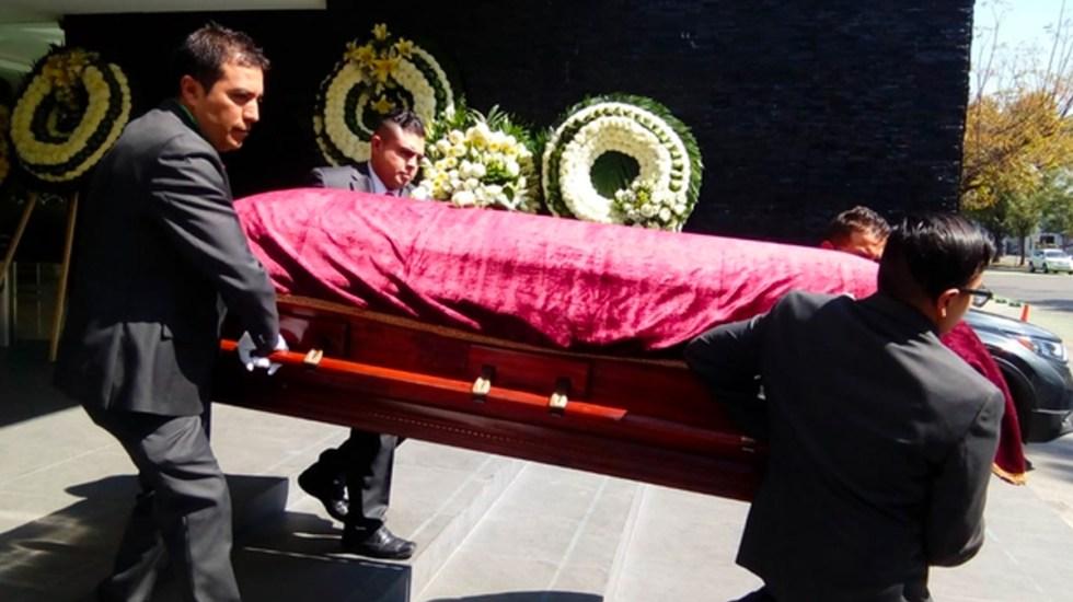 Velan y rinden homenaje a Fernando del Paso - Foto de Milenio