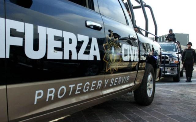 Gobierno de Nuevo León asume seguridad de Monterrey - Fuerza Civil de Nuevo León. Foto de Internet