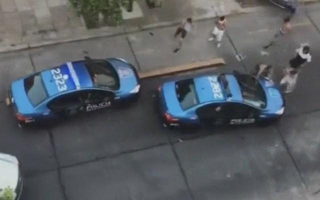 Violencia en futbol argentino acumula seis muertos en 2018 - Foto de captura de pantalla