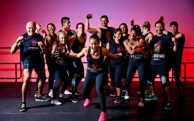 Strong by zumba: del baile al entrenamiento funcional
