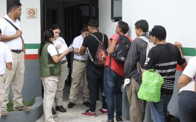México ha recibido 2 mil 934 solicitudes de refugio de migrantes - México ha recibido 2 mil 934 solicitudes de refugio de migrantes