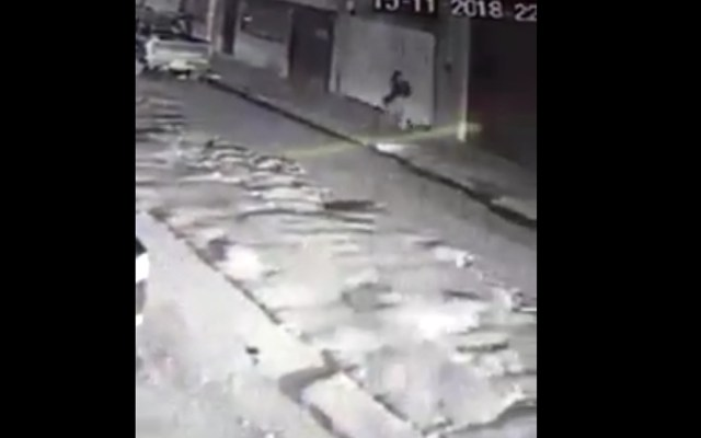 #Video Estudiante denuncia intento de secuestro en Puebla