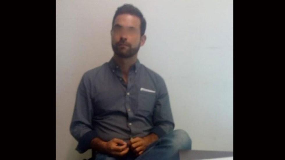 Dan prisión preventiva por fraude al empresario Jorge Rivera Zepeda - Foto de Periódico Puntual