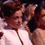 Lafourcade explica gesto a Maluma durante Latin Grammy