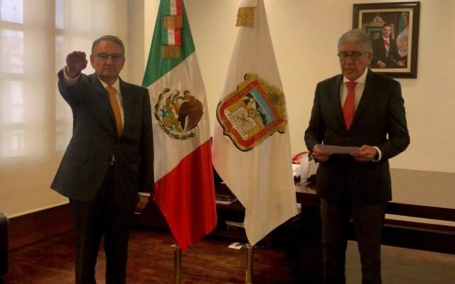 Luis Felipe Puente, nuevo coordinador de Protección Civil en Edomex - luis felipe puente nuevo coordinador de proteccion civil mexiquense