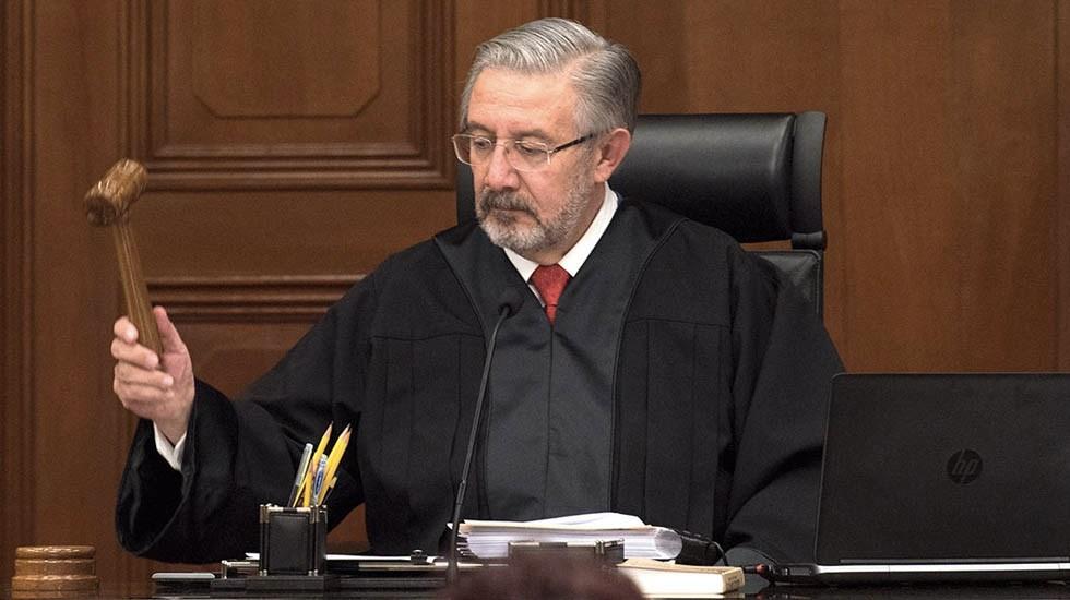 Independencia judicial no es un privilegio: Aguilar Morales - Luis María Aguilar Morales. Foto de Internet