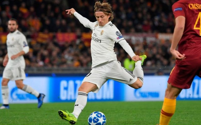 Nombra la IFFHS a Luka Modric 'Mejor Jugador del Mundo' - Foto de AFP