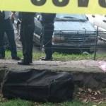 Captan a hombre cargando maleta con cadáver de Ingrid - Maleta donde fue hallada muerta Ingrid Alison. Foto de Noticieros Televisa