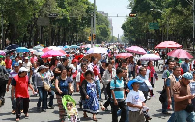Las movilizaciones de este viernes en la Ciudad de México - movilizaciones en la ciudad de méxico