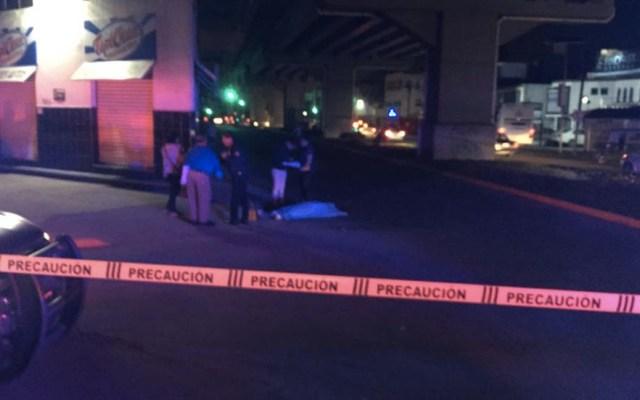 Muere joven tras caer de puente en Metepec - Foto de Quadratín