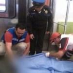 Se asoma por ventana del Metro y muere por golpe en la cabeza - Foto de Hoy Estado