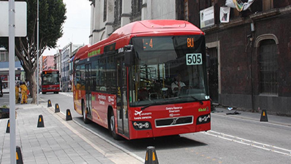 Metrobús L4. Foto de Internet