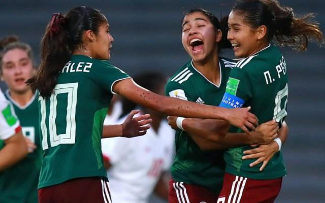 México avanza a la final del Mundial Femenil Sub-17 de la FIFA - Foto de Getty Images