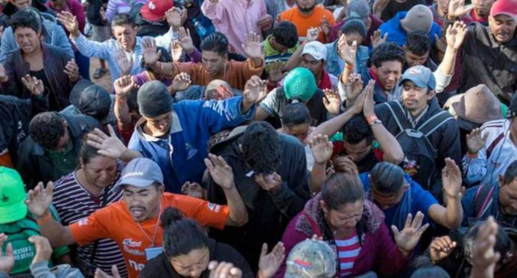 Autoridades deben evitar mensajes antimigrantes: Eunice Rendón. Noticias en tiempo real