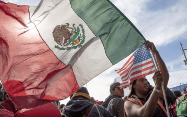 México y EE.UU. llegan a acuerdo sobre migración: TheWashingtonPost - Foto de Notimex