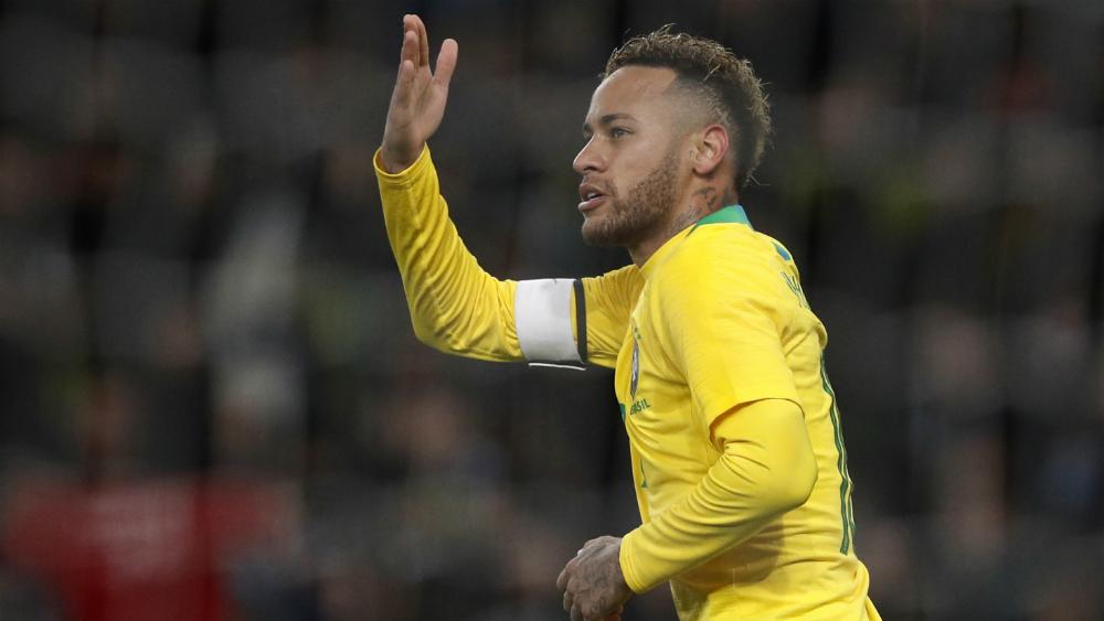 Con gol de Neymar, Brasil supera 1-0 a Uruguay en amistoso. Noticias en tiempo real