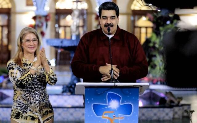 Nicolás Maduro denuncia complot de EE.UU. para generar caos en 2019 - Foto de @NicolasMaduro