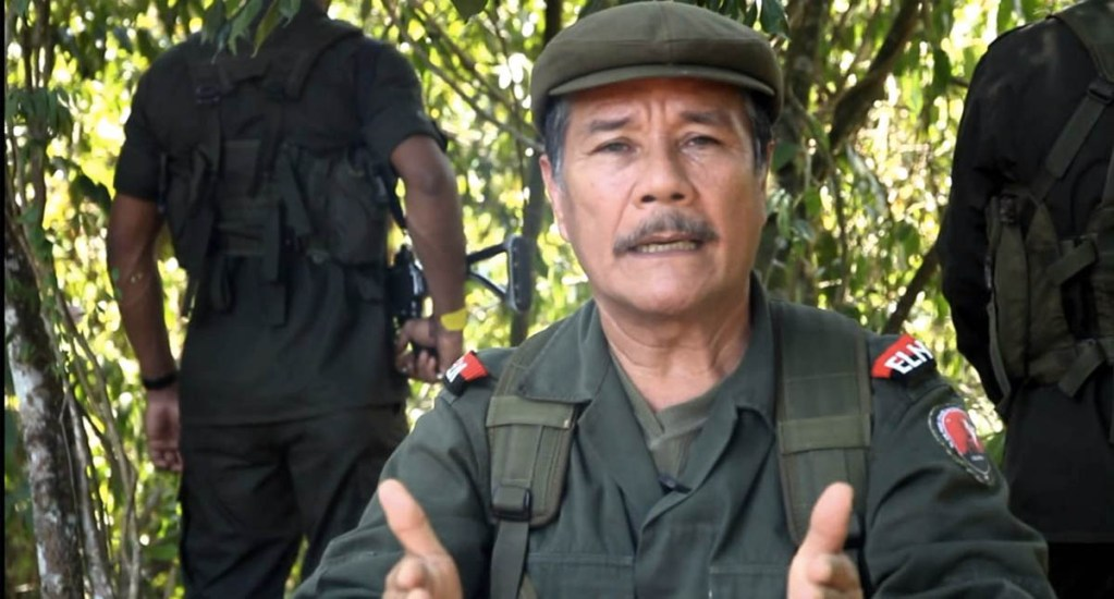 Colombia solicita a Cuba efectuar captura del líder del ELN. Noticias en tiempo real