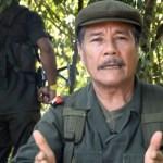 Colombia solicita a Cuba efectuar captura del líder del ELN - Nicolás Rodríguez Bautista. Foto de Internet