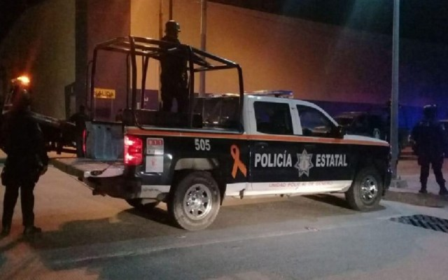 Operativo deja cuatro detenidos en Acapulco - Foto Especial