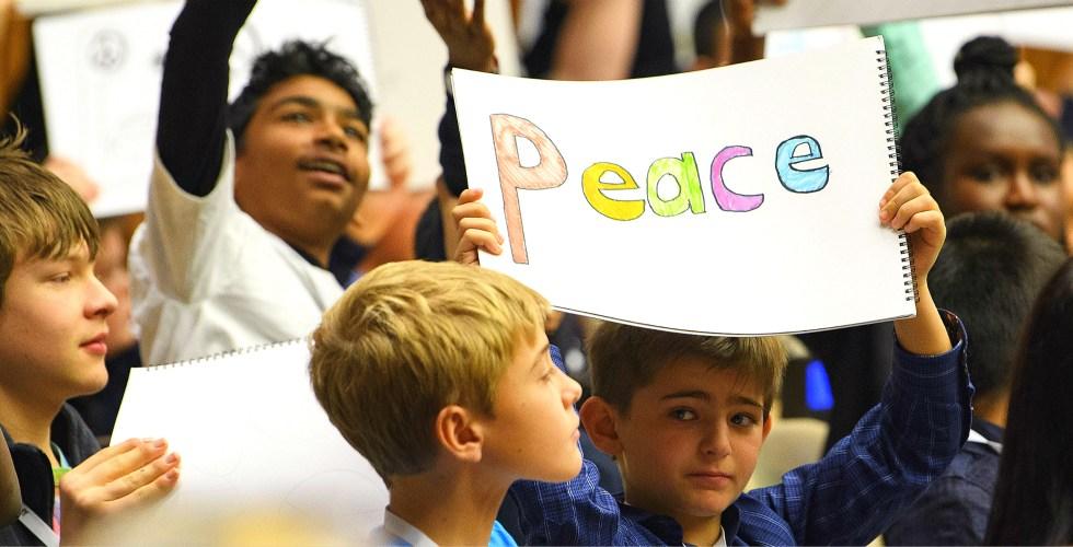 20 de noviembre: Día Universal del Niño - Foto ONU/Manuel Elias.