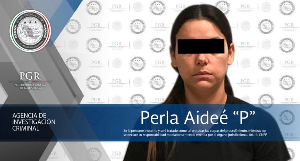 Aseguran en Tamaulipas a mujer buscada por la justicia Argentina. Noticias en tiempo real