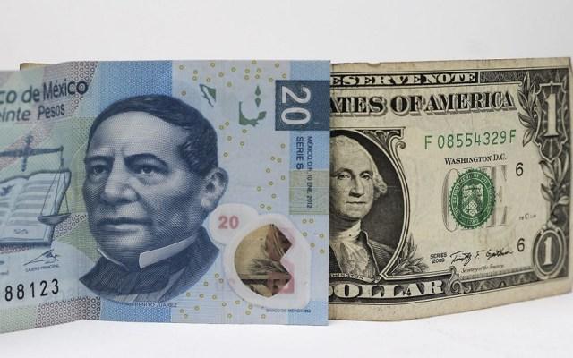 Dólar se vende hasta en 20.48 pesos en bancos - Foto de internet
