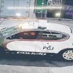 Captan a policías capitalinos secuestrando a empresario - Policías secuestrando a empresario hotelero en la CDMX. Foto de ContraRéplica