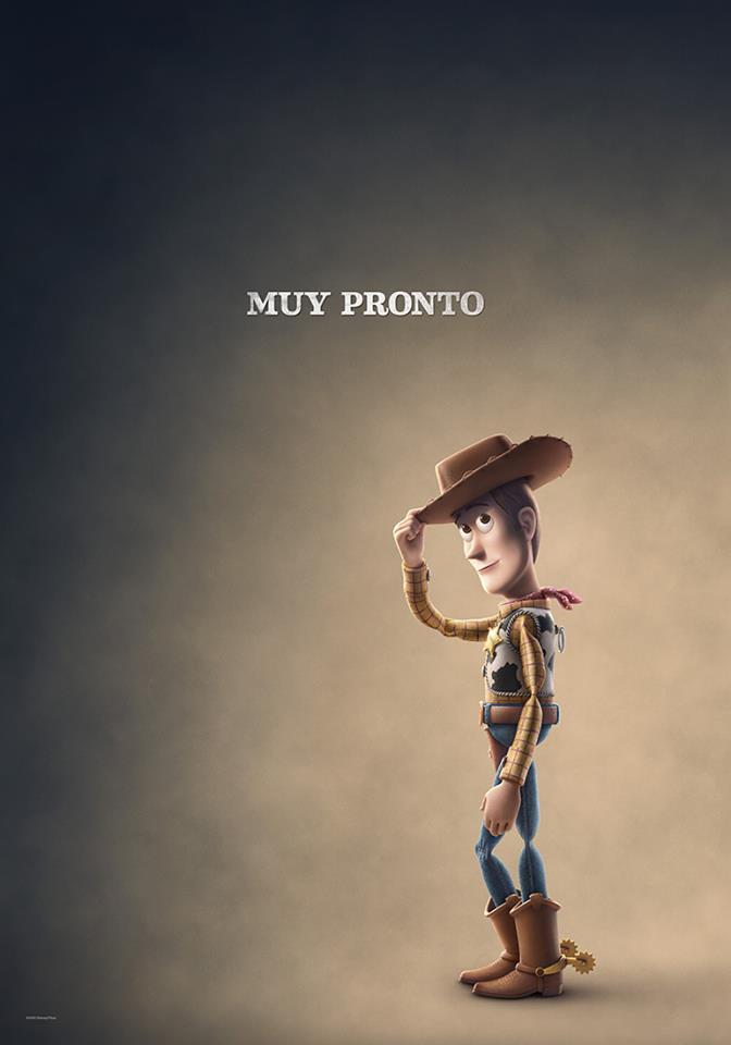 Primer póster d Toy Story 4. Foto de Disney Pixar