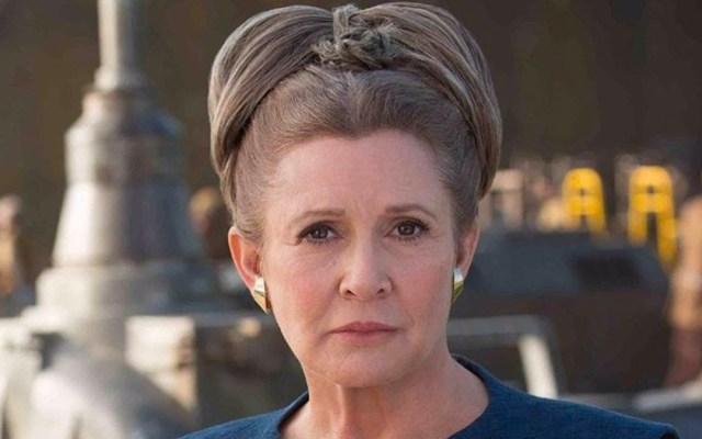 Star Wars Episodio IX despedirá a la princesa Leia - Foto de Moviefone