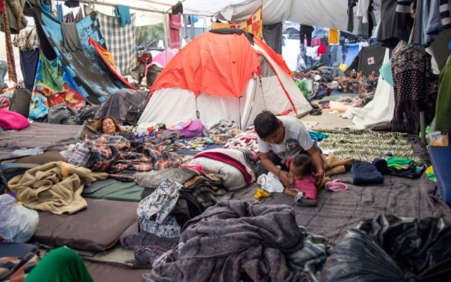 Niegan que haya migrantes desaparecidos en México - Foto de Notimex