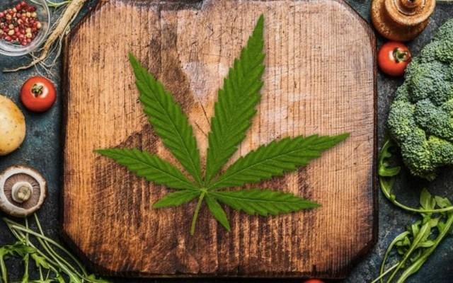 Abrirá en diciembre el primer restaurante de cannabis del Reino Unido - Foto de @cannakitchen_uk
