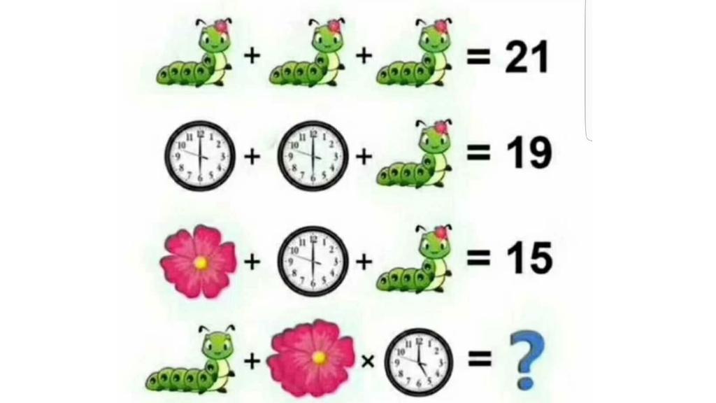 #RetoViral ¿Puede resolver este problema matemático? - problema matemático