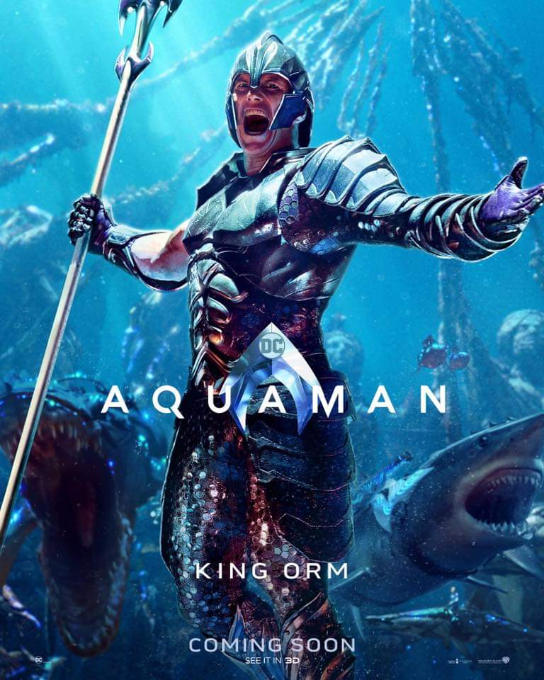 Rey Orm. Foto de Warner Bros Pictures