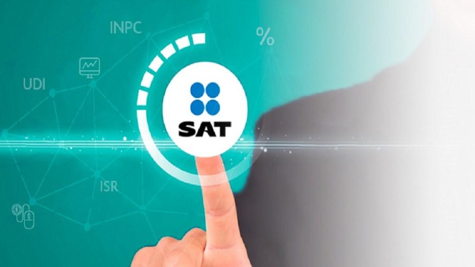 SAT lanza herramienta que detecta errores en los recibos de nómina - Foto de SAT