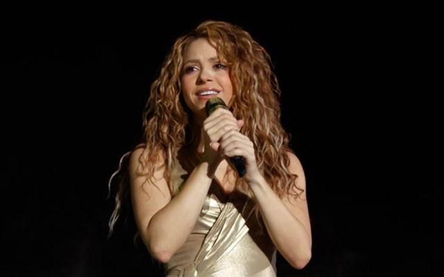 Fue un milagro médico volver a cantar: Shakira - Shakira en concierto. Foto de @shakira