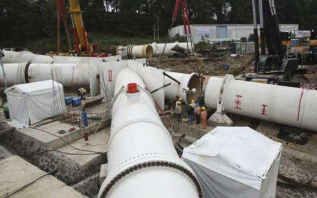 Suministro de agua a Ciudad de México se reanudará esta tarde: Sacmex - este martes se reanudará el suministro de agua a la ciudad de méxico