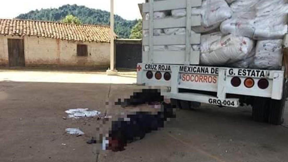 Matan a cuatro en Guerrero, se dirigían a entregar apoyos